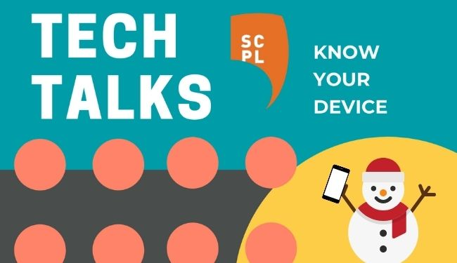 December Tech Talks