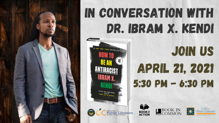 In Conversation with Dr. Ibram X. Kendi