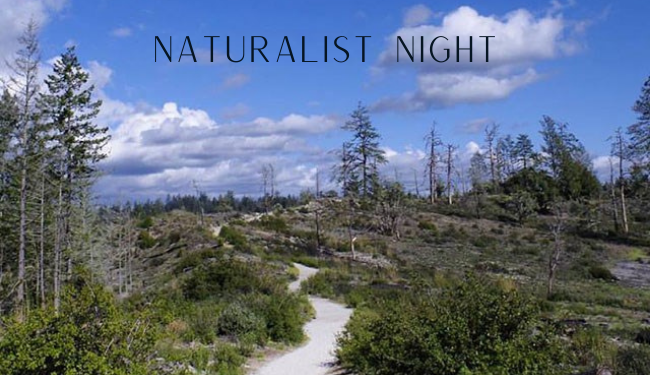 Naturalist Night: Santa Cruz Sandhills