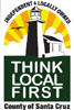 Think Local First Logo