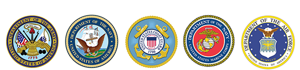 Armed Forces Seals