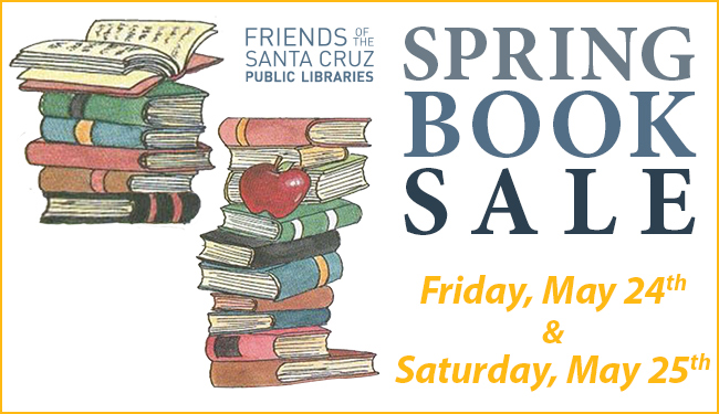 FSCPL BIG Spring Book Sale